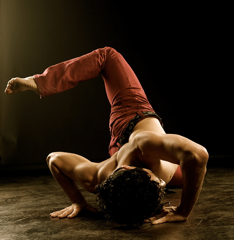 Hani Abaza dancer performance reel contemporary
